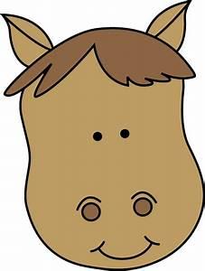 Horse Head Clip Art - Horse Head Image