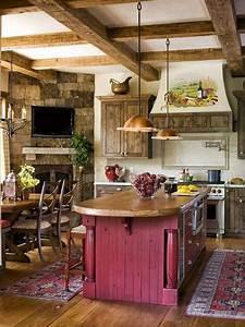 Distressed Pendant Light 27 Rustic Kitchen Designs Décor Outline