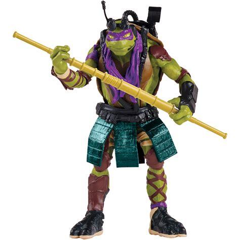 Teenage Mutant Ninja Turtles Movie Don Action Figure ...