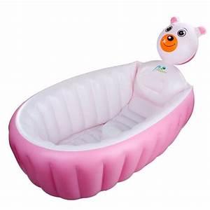 Baignoire Douche Enfant : baignoire gonflable bebe de douche achat vente baignoire gonflable bebe de douche pas cher ~ Nature-et-papiers.com Idées de Décoration