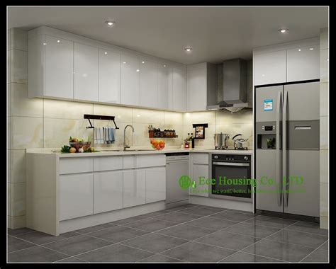 high gloss lacquer finish kitchen cabinets high gloss kitchen cabinet with lacquer finish kitchen 8383