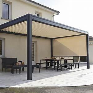 Store Pour Terrasse : store exterieur pour terrasse 3 pergolas bioclimatiques ~ Premium-room.com Idées de Décoration