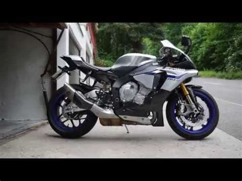 2015 R1m, R1 Overview  Akrapovic Full Exhaust System W