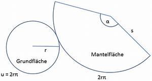 Netz Id Berechnen : spitze k rper pyramide und kegel ~ Themetempest.com Abrechnung