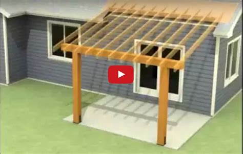 attaching patio roof to existing roof how to attach a patio roof to an existing house