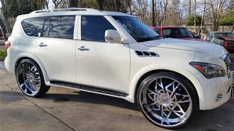Infiniti Qx80 Modification by Infiniti After Modification And Or Restoration By Rucci