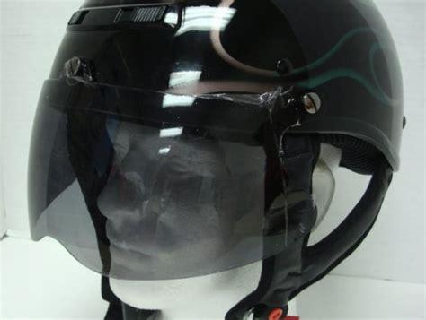 3-screw System Face Shield Visor Lens For Motorcycle Half