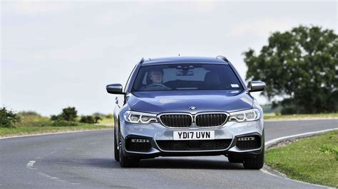 Review Bmw 5 Series Touring by 2017 Bmw 5 Series Touring Review Practical Brilliance