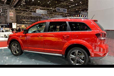 Fiat Freemont Cross Geneva 2018 Picture 98848