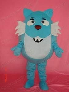 China Toodee Yo Gabba Gabba Mascot Costume - China Toodee ...