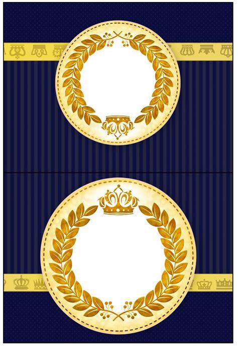 kit festa completo coroa de principe azul marinho 131 jpg