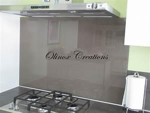 Crédence Cuisine En Verre : cuisine professionnelle sur mesure plan de travail en ~ Premium-room.com Idées de Décoration