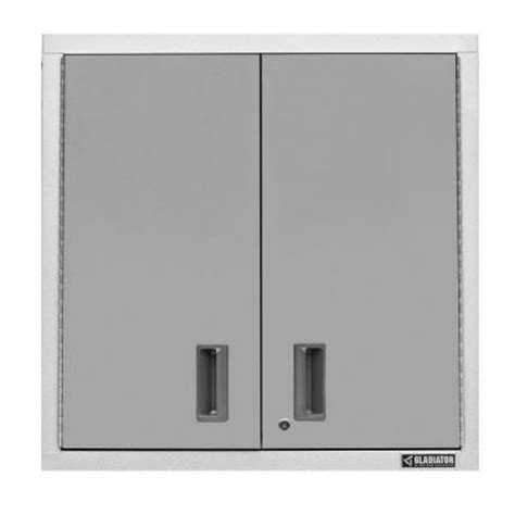 Gladiator 30 Wall Cabinet by Gladiator Premier Series Pre Assembled 30 In H X 30 In W