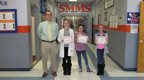 south marshall middle school november students month marshall