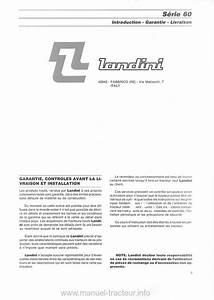 Controle Technique Ploemeur : notice entretien landini 5860 6060 6860 7860 8860 ~ Nature-et-papiers.com Idées de Décoration