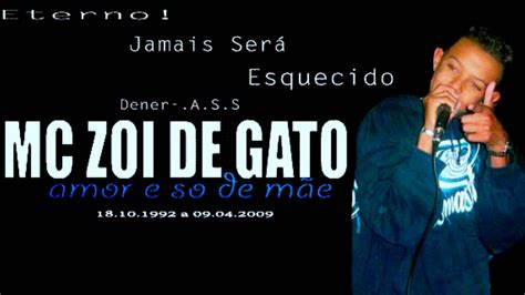 #ETERNO MC ZOI DE GATO AMOR SÓ DE MÃE ( RELIQUIA ) YouTube