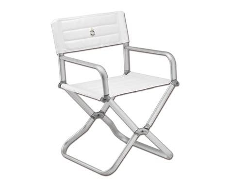 chaise de bateau pliante trem fauteuil pliant candia sièges fauteuils bigship accastillage accessoires pour bateaux