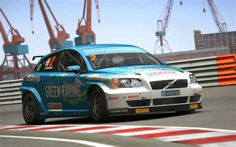 volvo  game  jeu video de  automobile