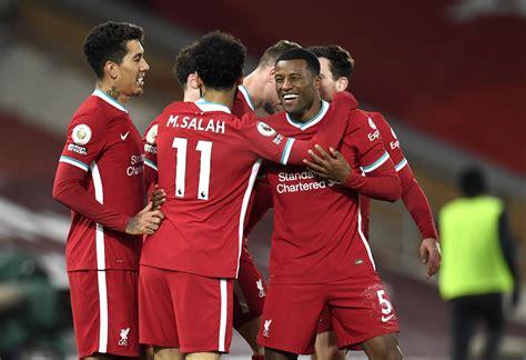 4-3-3 Liverpool Predicted Lineup Vs Tottenham Hotspur- The ...
