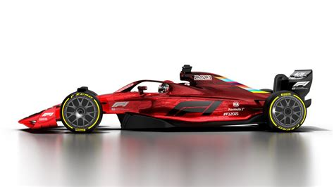 Die formel 1 gehälter 2021: 2021 F1 rules: Gallery of images of the 2021 F1 car ...