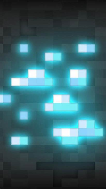Minecraft Diamond Wallpapers Iphone Games Cool Backgrounds