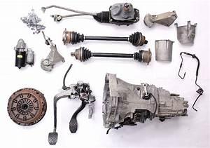 Manual Transmission Swap Parts Kit 98