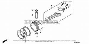 Honda Hrr216k9 Vyaa Lawn Mower  Usa  Vin  Mzcg