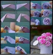 How To Make Paper Roses Step By Step Easy How Ot Make A Paper Rose DIY Paper Flower Tutorial Step By Step Instructions DIY Easy Tissue Paper Flower FabDIY Easy DIY Paper Flowers Tutorial DIY Inspired