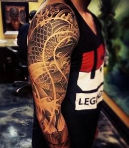 Tatouage Homme Japonais : tatouage bras homme japonais id es de tatouages et piercings ~ Melissatoandfro.com Idées de Décoration
