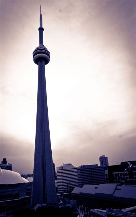 cn tower toronto photo art photo  day   day