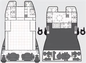 Traveller Illustrated » Deckplans