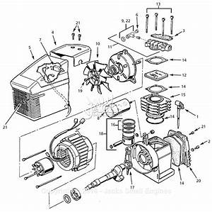 Campbell Hausfeld Fp200000av Parts Diagram For Pump Parts