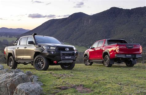 Learn more about our 4 wheel drive pickup truck here! Toyota Hilux, con nueva versión off road - Mega Autos