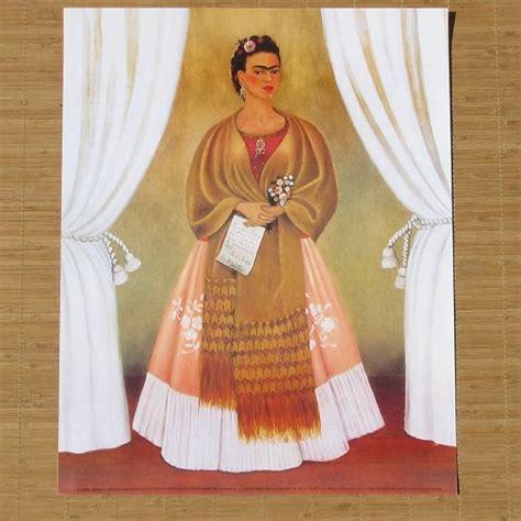 lithographie mexicaine frida kahlo 4 decoration mexicain boutique mexicaine article mexicain