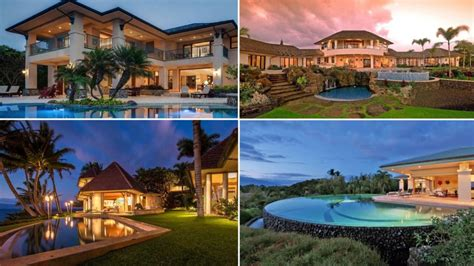 Say Aloha To 9 Jawdropping Luxury Homes In Hawaii