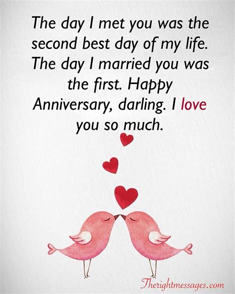 Best Wedding Wishes Messages 23 Best Wedding Anniversary Wishes Messages The Right