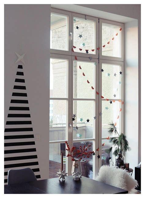 Weihnachtsdeko Fenster Baum by Der Baum Steht Auch Schon Weihnachten In Der