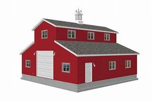 gres 30x50 barn plans With 30x50 pole barn plans