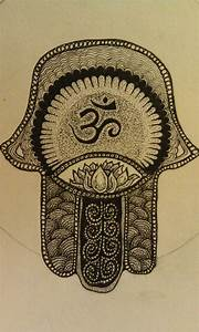 Hand Of Fatima Sketch | www.imgkid.com - The Image Kid Has It!