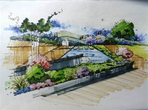 colour landscape architects 127 best images about acuarelas on pinterest terry o quinn watercolour and watercolor artists