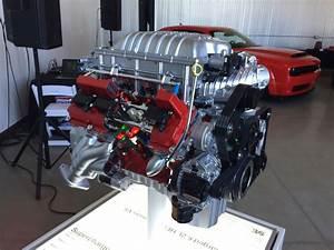 A Look Inside The Dodge Demon U2019s 840hp Hemi