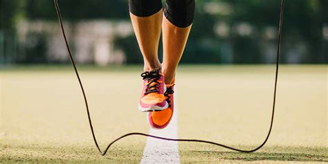Minute Cardio Interval Jump Rope Workout Self