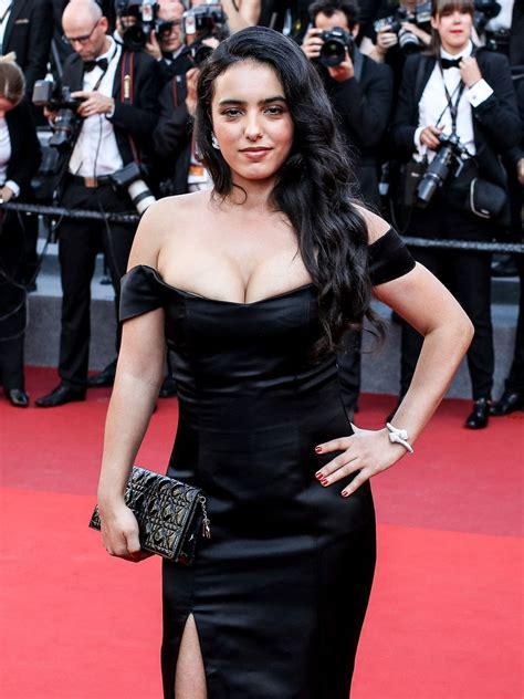 hafsia herzi bikini hafsia herzi at cannes film festival closing ceremony