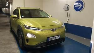 Essai Hyundai Kona Electrique : essai hyundai kona 39 kwh petite batterie grande sobri t ~ Maxctalentgroup.com Avis de Voitures