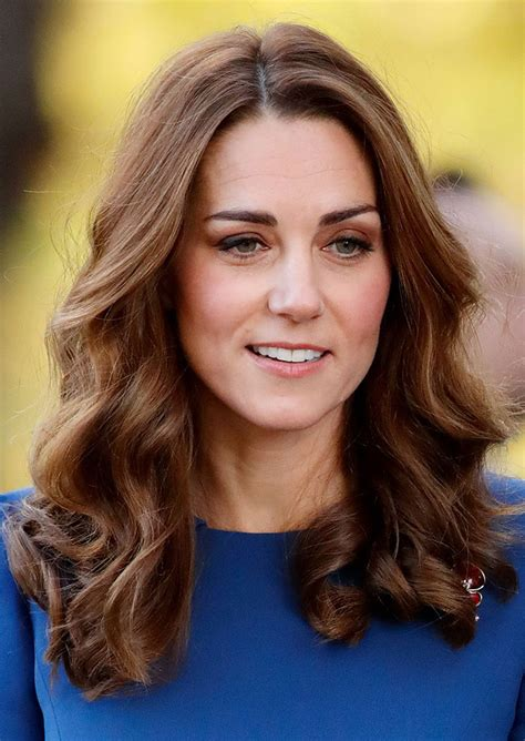 She has a number of patronages and supports a variety of charities, ranging from the. Kate Middleton Debuts A New Hair Color For Fall 2020