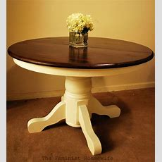 The Feminist Housewife Pedestal Table Faq