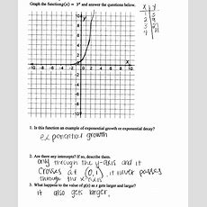 Functions Worksheet Domain Range And Function Notation Answer Key  Free Printables Worksheet