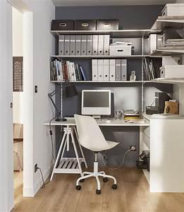 comment amenager un coin bureau dans une chambre With bureau pour petite chambre