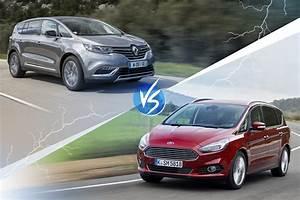Espace Renault Prix : renault espace 5 vs ford s max 2015 le match des prix l 39 argus ~ Gottalentnigeria.com Avis de Voitures