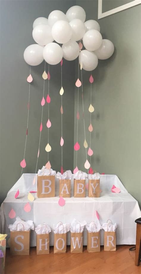idees creatives pour organiser une baby shower host